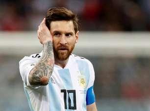 Argentina joga a vida contra a Nigéria para evitar vexame