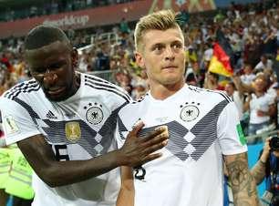 Alemanha pode avançar às oitavas com derrota nesta quarta