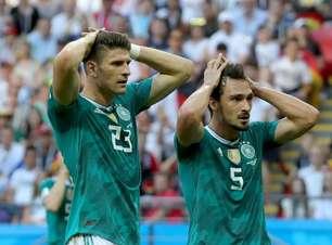 Alemanha é eliminada pela Coreia e faz pior Copa da história