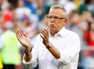 Após eliminação, técnico sueco aposta em Inglaterra campeã