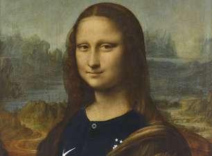 Louvre 'veste' Mona Lisa de francesa e irrita italianos