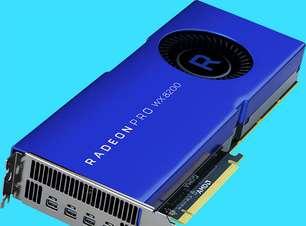 AMD apresenta sua nova placa de alto desempenho Radeon Pro