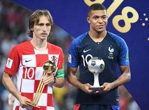 Relembre a temporada de Luka Modric, melhor jogador do mundo