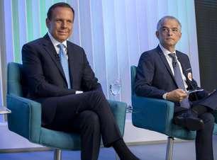 Doria tem 53% e França, 47%, na disputa pelo governo de SP