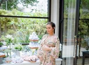Correria e muito amor: chá de bebê e aniversário juntos!