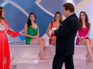 Silvio Santos diz que 'ninguém suporta' Mara Maravilha