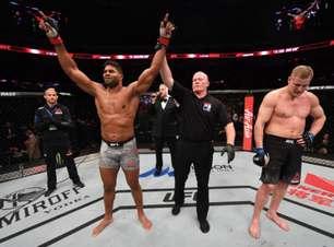 Ngannou e Overeem vencem por nocaute no UFC Pequim; assista