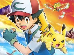 Novo filme de Pokémon estreia em grande estilo na Netflix