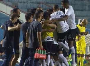 Corinthians impõe maior goleada da Copinha e pegará o Grêmio
