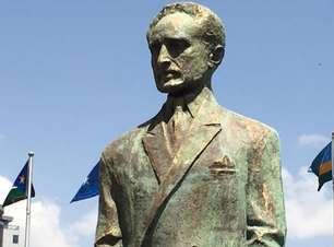 Haile Selassie: imperador que virou 'deus' Rastafari ganha estátua na Etiópia