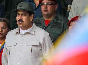 Maduro diz que Forças Armadas mantêm apoio ao governo