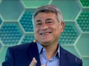 Adnet constrange Cléber Machado com imitação do narrador