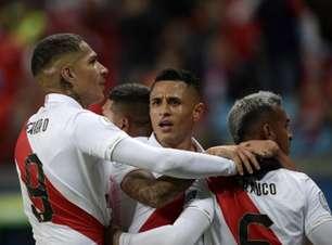 Peru vence Chile e chega à final da Copa América após 44 anos