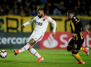 Dínamo de Moscou pode tirar Gabriel do Flamengo