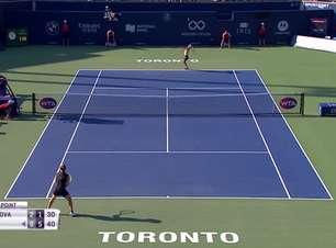 WTA Toronto: Halep vence Kuznetsova (6-2 6-1)