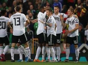 Alemanha vence e assume liderança nas Eliminatórias da Euro