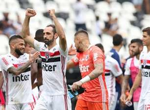 """Pensei na grandeza do São Paulo"", diz Juanfran sobre vinda"