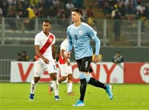 Após vencer em Montevidéu, Uruguai empata com Peru em Lima