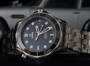 9 relógios de James Bond que todo homem gostaria de ter