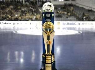 Confira o calendário das semifinais da Liga Nacional de Futsal
