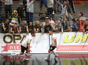 Corinthians e Horizonte decidem final da Copa do Brasil nesta quinta-feira