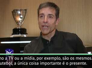 """Solozabal sobre demissão de Emery do Arsenal: """"Futebol é assim"""