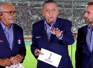 Narração de Galvão no Mundial de Clubes gera reações na web