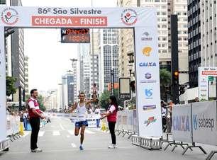 Última vez que brasileiro chegou em 1º na São Silvestre foi em 2010