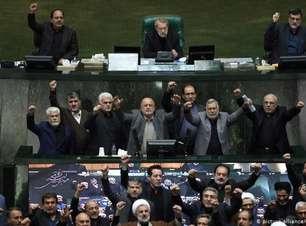 "Parlamento do Irã classifica Pentágono como ""terrorista"""