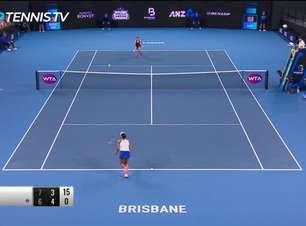 WTA Brisbane: Naomi Osaka v Sofia Kenin - 6-7, 6-3, 6-1
