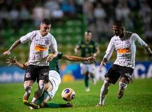 Corinthians só empata, mas confirma liderança na Copinha