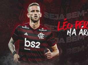 Léo Pereira quase sai no tapa e piora sua situação
