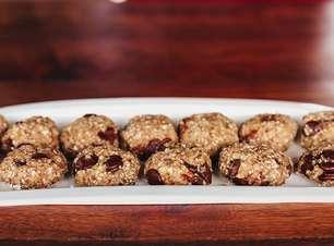 Matando a vontade de doce: Confira essa receita de cookie saudável