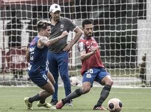 Com a volta de titulares, Santos enfrenta o Botafogo-SP para engrenar no Campeonato Paulista