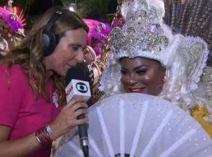 Repórter da Globo é criticada após comentário para Jojo