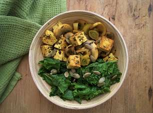 Proteina vegetal: Confira receita de bowl proteico vegano