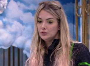 Marcela enxerga indireta em fala de Leifert sobre paredão
