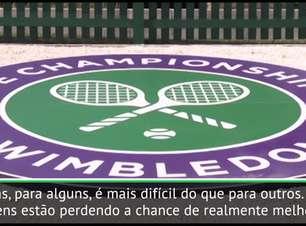 """TÊNIS: Wimbledon: Navratilova sobre adiamento de Wimbledon: """"Essa situação do coronavírus é difícil para todos os tenistas"""""""
