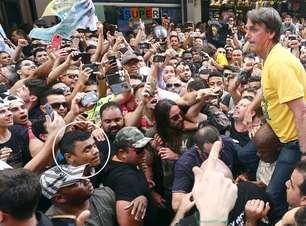 Com confusão em posts, Bolsonaro relembra 2 anos da facada