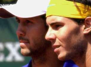 ATP Monte Carlo: Retrospectiva - Nadal faz história ao vencer Verdasco em 2010