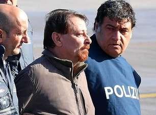 Battisti é transferido de prisão e encerra greve de fome