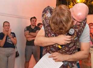 Atleta paralímpico fala da ajuda de suas mães na luta contra o câncer