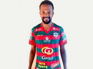 Portuguesa confirma contratação do atacante Diego Rosa