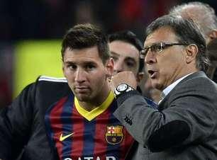 """Tata Martino: """"Vivi no Barcelona o pior ano da minha carreira"""""""