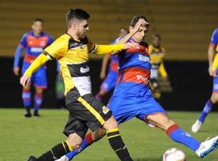 Criciúma e Marcílio Dias empatam sem gols na volta do Catarinense