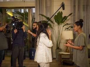 Globo retoma gravações de 'Amor de Mãe' em 10 de agosto