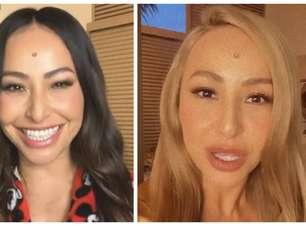Sabrina Sato colore o cabelo na quarentena e fica loira