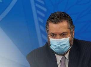 Araújo não participará de viagem à Amazônia com embaixadores