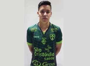 Promessa da Portuguesa, Guilherme Barbosa é visto como joia no clube e mira sonho aos 18 anos