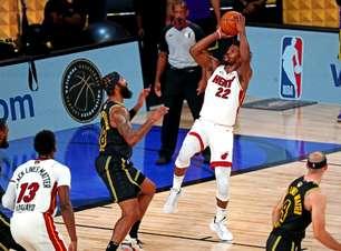 Com Miami garantido, já são 8 classificados para os playoffs